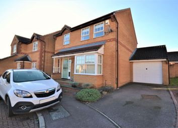 Thumbnail 3 bed detached house for sale in Wisteria Way, Abington, Northampton