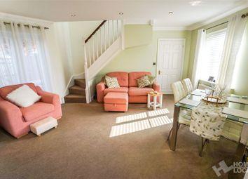 Thumbnail 2 bedroom terraced house for sale in Stocker Way, Eynesbury, St Neots