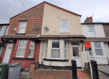 Thumbnail 3 bed terraced house for sale in Maybank Road, Tranmere, Birkenhead