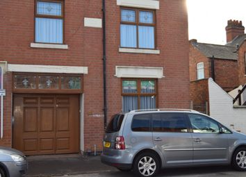 Thumbnail 4 bedroom end terrace house for sale in Woodland Road, Leicester