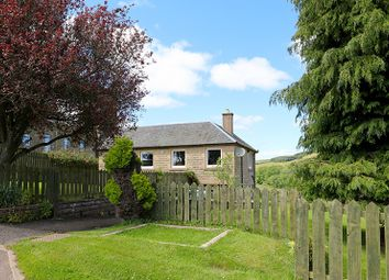 Thumbnail 3 bed cottage for sale in Rawburn Road, Lonformacus, Duns