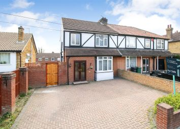 Tonbridge Road, Maidstone, Kent ME16. 4 bed semi-detached house for sale