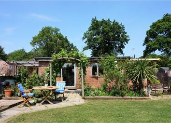 Thumbnail 4 bed detached bungalow for sale in Shellwood Road, Reigate