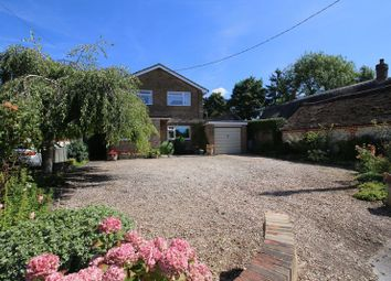Thumbnail 4 bed detached house for sale in Station Road, Chinnor