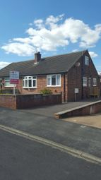 Thumbnail 2 bed semi-detached bungalow for sale in Kent Avenue, Pudsey