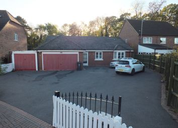 Thumbnail 4 bed detached bungalow for sale in Rockery Close, Humberstone, Leicester