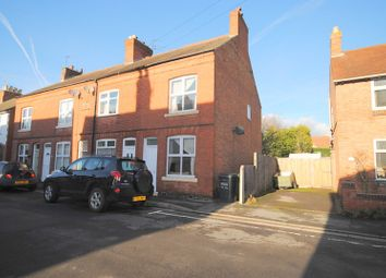 Thumbnail 2 bedroom end terrace house to rent in Mansfield Street, Quorn, Loughborough