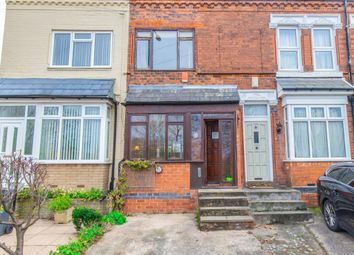 3 bed terraced house for sale in Avenue Road, Kings Heath, Birmingham B14