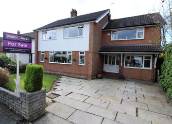 4 bed detached house for sale in Exeter Close, Cheadle Hulme SK8