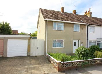 Thumbnail 3 bed end terrace house for sale in Mead Road, South Willesborough, Ashford