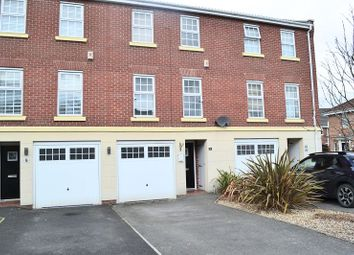 Thumbnail 3 bed town house for sale in Westbourne Close, Ince, Wigan