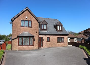 Thumbnail 4 bed detached house for sale in Y Graig, Pant, Merthyr Tydfil