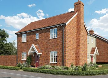 Thumbnail 2 bed semi-detached house for sale in Type 950, St Peter's Place, Church Road, Stutton