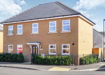 Thumbnail 4 bedroom detached house for sale in Oak Leaze, Charlton Hayes