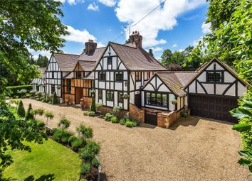 Thumbnail 5 bed detached house for sale in Ballards Lane, Limpsfield, Oxted, Surrey