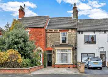 Thumbnail 3 bed town house for sale in Harrowby Road, Grantham