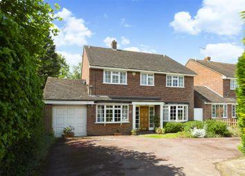 Thumbnail 4 bed detached house for sale in Gills Hill Lane, Radlett