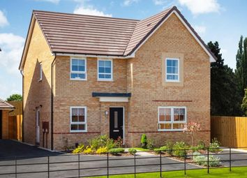 """Thumbnail 4 bedroom detached house for sale in """"Radleigh"""" at Somerset Avenue, Leicester"""