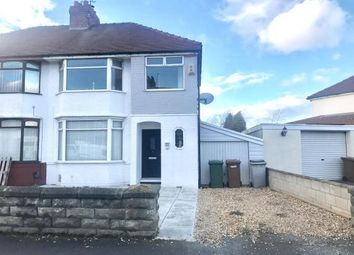 Thumbnail 3 bed semi-detached house for sale in Craigleigh Grove, Eastham, Wirral