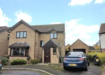 Thumbnail 4 bed detached house for sale in Dernside Close, Wellington, Hereford