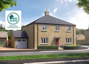 Thumbnail 3 bed semi-detached house for sale in Plot 27, Deanfield Grange, Milton Road, Shipton-Under-Wychwood, Oxfordshire