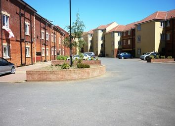 Thumbnail 2 bed flat for sale in Cambridge Court, Tindale Crescent, Bishop Auckland