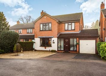 Thumbnail 4 bed detached house for sale in Barnetts Close, Kidderminster, N/A