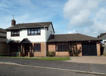 Thumbnail 4 bed detached house for sale in Wychwood Close, Langland, Swansea