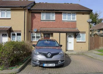 Thumbnail 2 bed terraced house to rent in Pippins Close, West Drayton, Middllesex