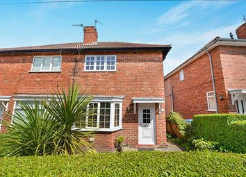 Thumbnail 2 bed semi-detached house for sale in St. Peters Road, Whitby