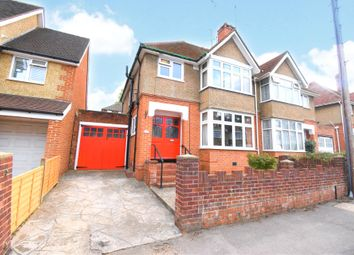 Thumbnail 3 bed semi-detached house for sale in Boston Avenue, Reading, Berkshire