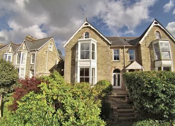 Thumbnail 6 bed town house for sale in Tregolls Road, Truro