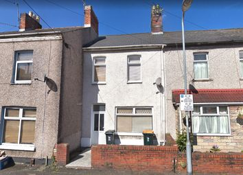 Thumbnail 2 bedroom terraced house to rent in Hereford Street, Newport