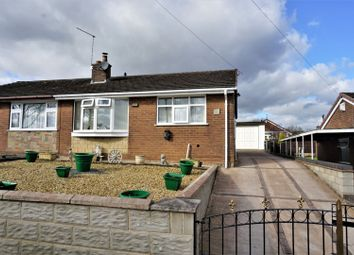 Narvik Crescent, Bradeley, Stoke-On-Trent ST6. 2 bed semi-detached bungalow for sale
