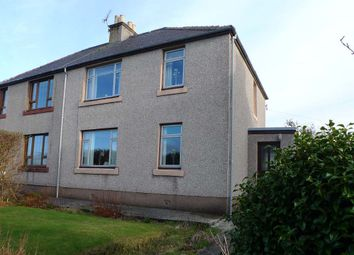 Thumbnail 3 bed semi-detached house for sale in 10 Westview Terrace, Stornoway, Isle Of Lewis