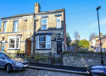 Thumbnail 5 bedroom semi-detached house for sale in Cobden Place, Sheffield