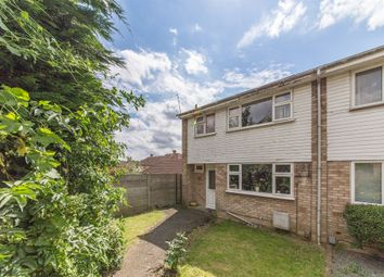 Thumbnail 3 bedroom semi-detached house for sale in Pyms Close, Letchworth Garden City