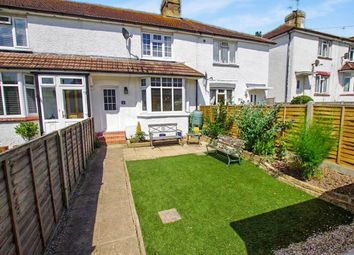 Thumbnail 2 bed terraced house for sale in Crowmere Terrace, Bexhill-On-Sea