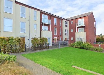 Thumbnail 2 bed flat for sale in Cofton Park Close, Rednal