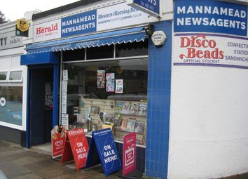 Thumbnail Retail premises for sale in 5 Eggbuckland Road, Plymouth
