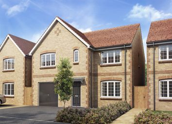 Thumbnail 4 bed detached house for sale in Bedford Road, Houghton Regis, Dunstable