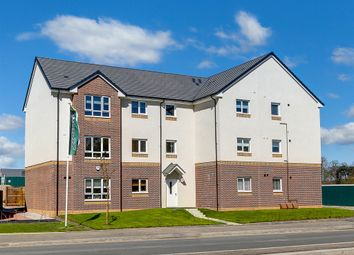 "Thumbnail 2 bed flat for sale in ""The Yarrow"" at Boydstone Path, Glasgow"