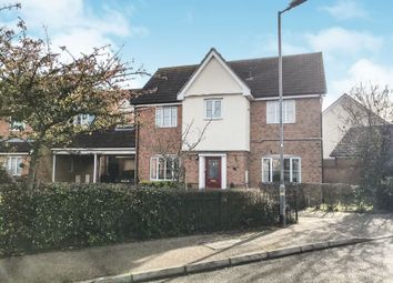 5 bed detached house for sale in Regimental Way, Dovercourt, Harwich CO12