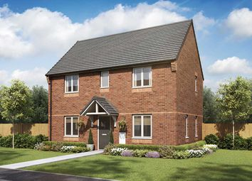 """Thumbnail 3 bed detached house for sale in """"The Mountford"""" at Hastings Road, Grendon, Atherstone"""