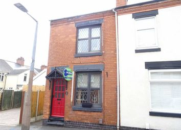 Thumbnail 2 bed terraced house for sale in Vicarage Street, Earl Shilton, Leicester