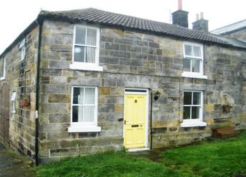 Thumbnail 3 bed end terrace house to rent in Church Street, Castleton, Whitby