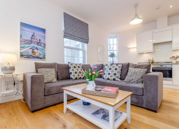 Thumbnail 2 bed flat for sale in Walters House, London, London