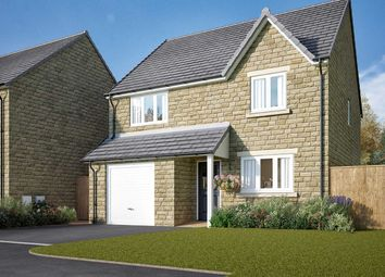 "Thumbnail 4 bedroom detached house for sale in ""The Goodridge"" at Ripon Road, Killinghall, Harrogate"