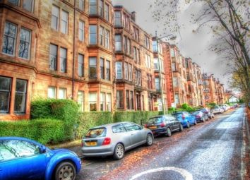 Thumbnail 2 bed flat to rent in Queensborough Gardens, Dowanhill, Glasgow
