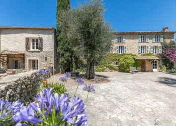 Thumbnail 7 bed property for sale in Le Rouret, Alpes Maritimes, France